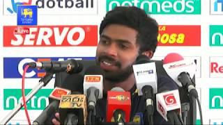 5th ODI: Pre Match Media Conference - England tour of Sri Lanka 2018