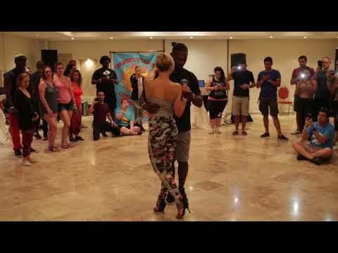 Kizomba Harmony African Dance Experience 2018 Curtis Seldon