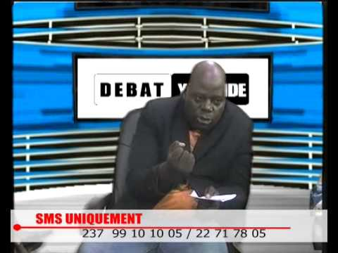 AFRIQUE MEDIA production DEBAT DE LA PRESSE  DU  08   12   1