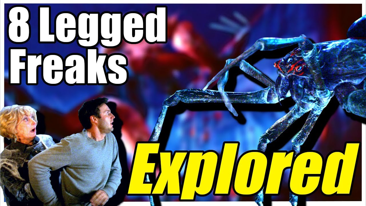 Download The Gigantism of 8 Legged Freaks Spiders Explored | Yes it's about as horrible as it sounds