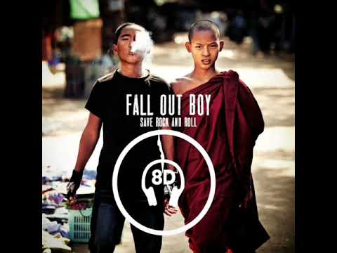 Fall Out Boy Ft. Elton John - Save Rock And Roll (8D Audio)