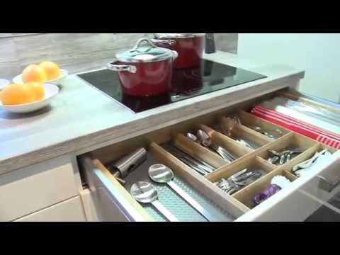 Nobilia küche ordnung und organisation   youtube