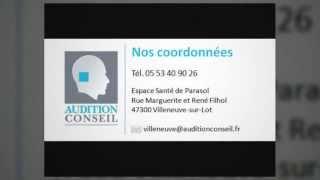 Effectuez un test auditif à Villeneuve-sur-Lot