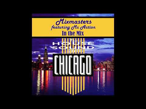 Mixmasters - In The Mix (Instrumental)