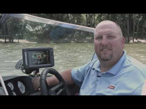 How to Find the SD Card Slot on Lowrance Elite Ti