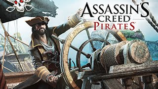 Assassin's Creed: Pirates Online Gameplay