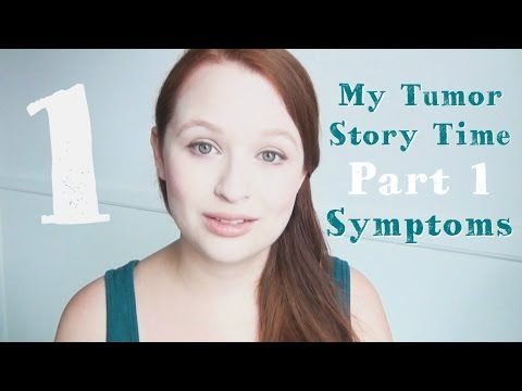 MY TUMOR STORY TIME PART 1: PHEOCHROMOCYTOMA SYMPTOMS
