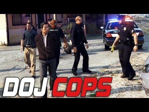 Dept. of Justice Cops #51 - The Setup (Criminal)