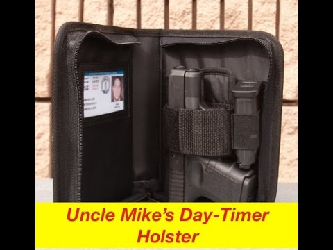 Uncle Mike's Day Timer Holster