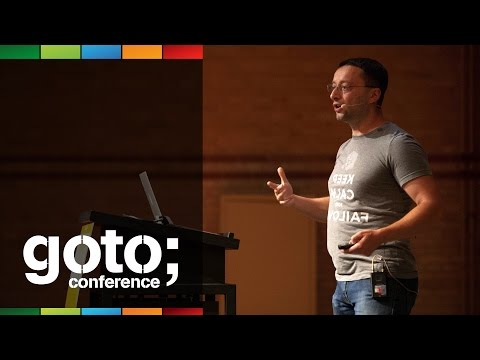 GOTO 2016 • Microservices at Netflix Scale: Principles, Tradeoffs & Lessons Learned • R. Meshenberg