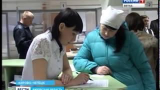Визит Владимира Климова в Кирово-Чепецк (ГТРК Вятка)