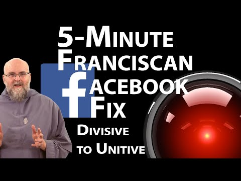 Five-Minute Franciscan Facebook Fix - Mary to the Moon