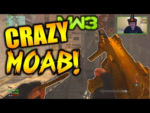 """MOAB In FIRST Game On!"" - LIVE! - Call of Duty: Modern Warfare 3 (COD MW3 Live MOAB) 