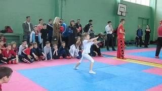 «Україна має талант-3» Диана Козакевич сольные композиции (кик боксинг WPKA)(, 2013-05-07T14:43:42.000Z)