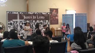 worship dance kid good job guys