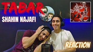 TABAR - Reaction - SHAHIN NAJAFI | ری اکشن به آهنگ تبر از شاهین نجفی