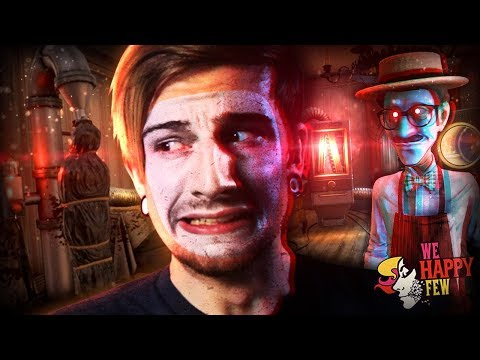 NEVER. VISIT. THE. BUTCHERY. EVER. (Just Watch..) || We Happy Few (Part 12) thumbnail