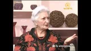 Արուսյակ Սահակյան ազգագրագետ և բանագետ