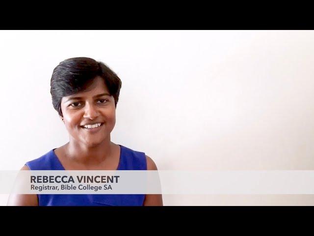 Studying at BCSA  I  Rebecca Vincent