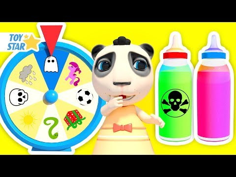 Dolly and Friends 3D | Pancake Art Challenge Mystery Wheel #211