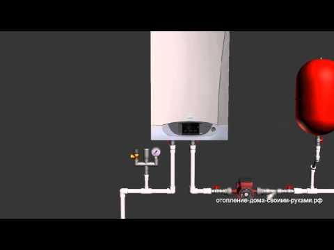 видео: Двухтрубная система отопления из полипропилена