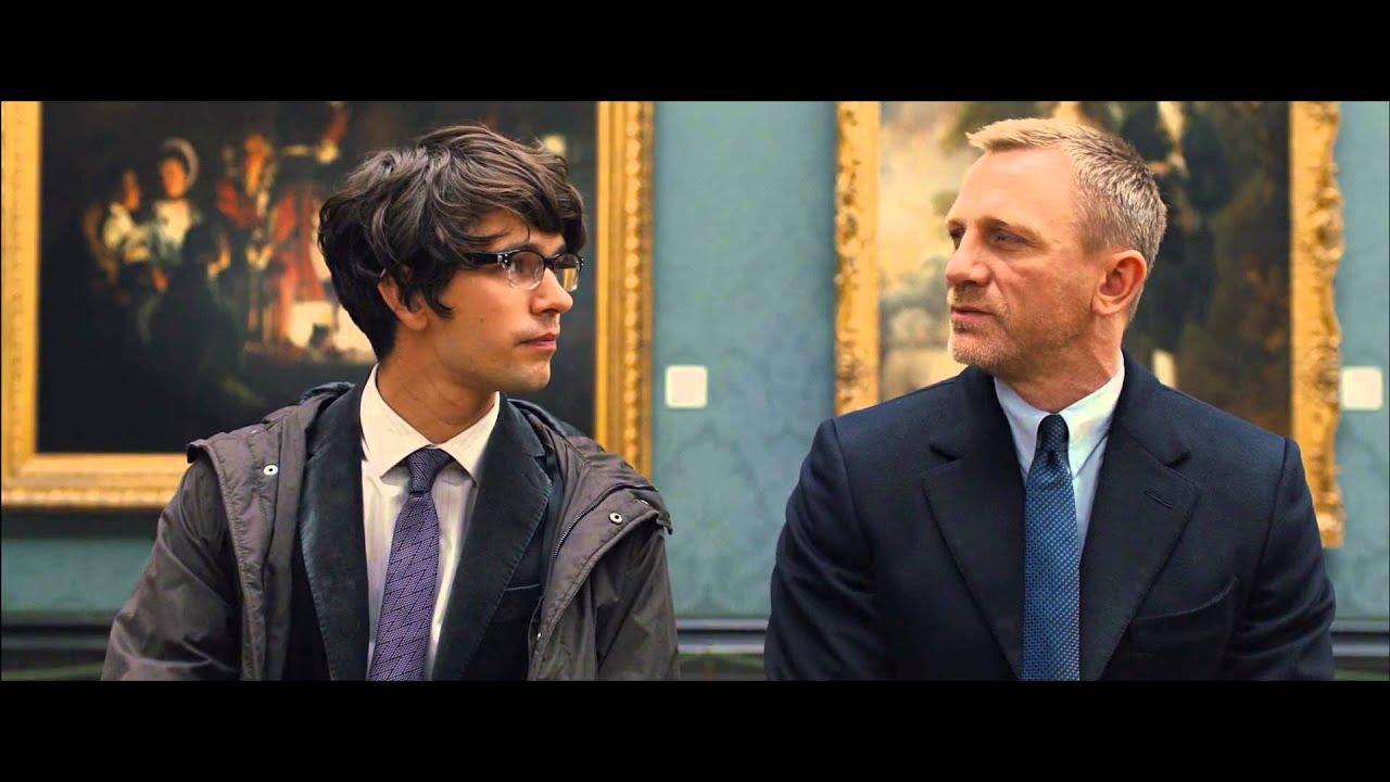 Skyfall James Bond Meeting Q 1080p Youtube