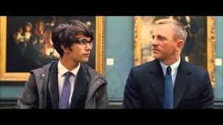 Skyfall   James Bond Meeting Q (1080p)