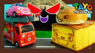 Tayo Heavy vehicle heroes VS Bread monsters +Compilation l Tayo Heroes 3 l Tayo the Little Bus