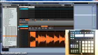 Native Instruments Maschine: Sampling from your CPU and Choke Groups