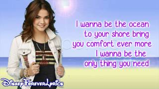 Repeat youtube video Teen Beach Movie - Oxygen (Lyrics Video)