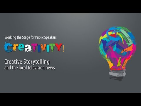 Creative Storytelling and the Local News