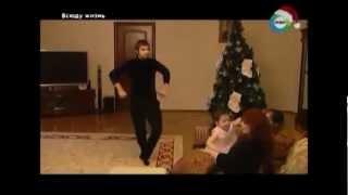 Семья Рината Каримова и Патимат Кагировой на МИР ТВ