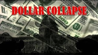 Dollar Collapse ! The Dollar Is On The Verge Of Breaking Down