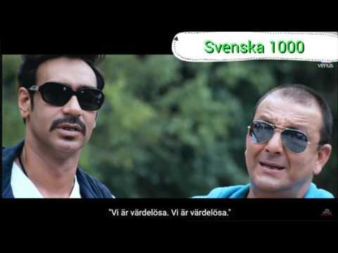 Film hindi under text Swedish  Svenska 1000 آموزش سوئدی 1000 فیلم هندی با زیرنویس سوئدی