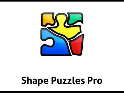 Shape Puzzles Pro - Walkthrough Levels 1 to 20