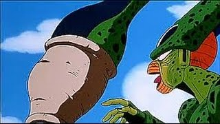 Cell vs Android 17 full fight 18+