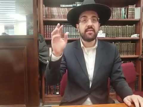 הרב מאיר אליהו -  חודש ניסן   החודש הזה ראש חודשים   שערי ציון ברוקלין