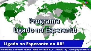 Ligado no Esperanto! 06/12/2020