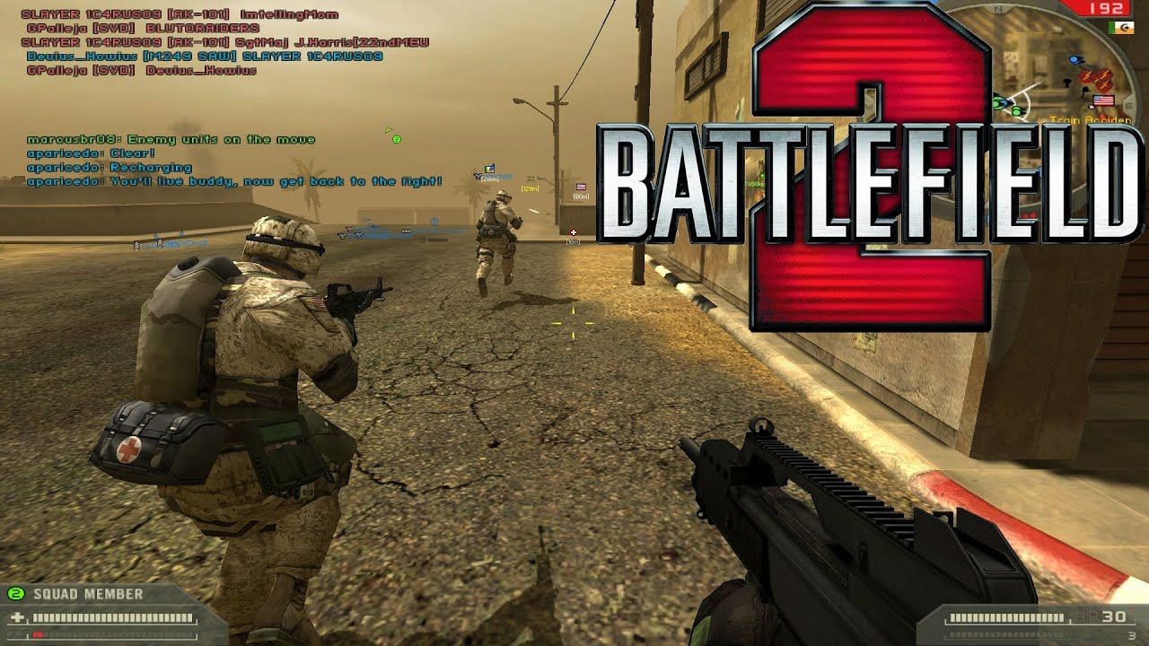 is battlefield 2 as good as you remember? - youtube