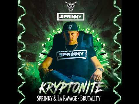 Sprinky & La Ravage - Brutality (Official Video)