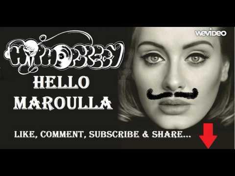 Hiphopcrecy - Hello Maroulla (Hello Adele Parody Cyprus)