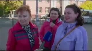 ГТРК Курск телепередача про День учителя 2019