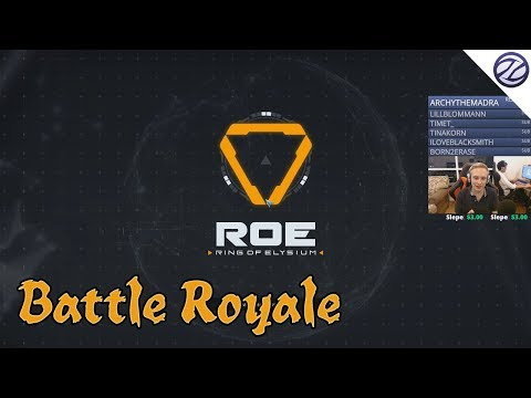 New Battle Royale For All | Ring of Elysium