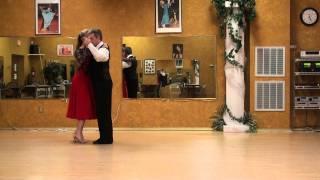 Argentine Tango Lesson 2, Forward Ochos