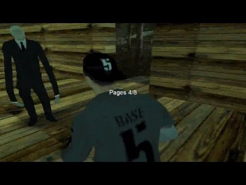 Slender The Eight Pages in GTA San Andreas
