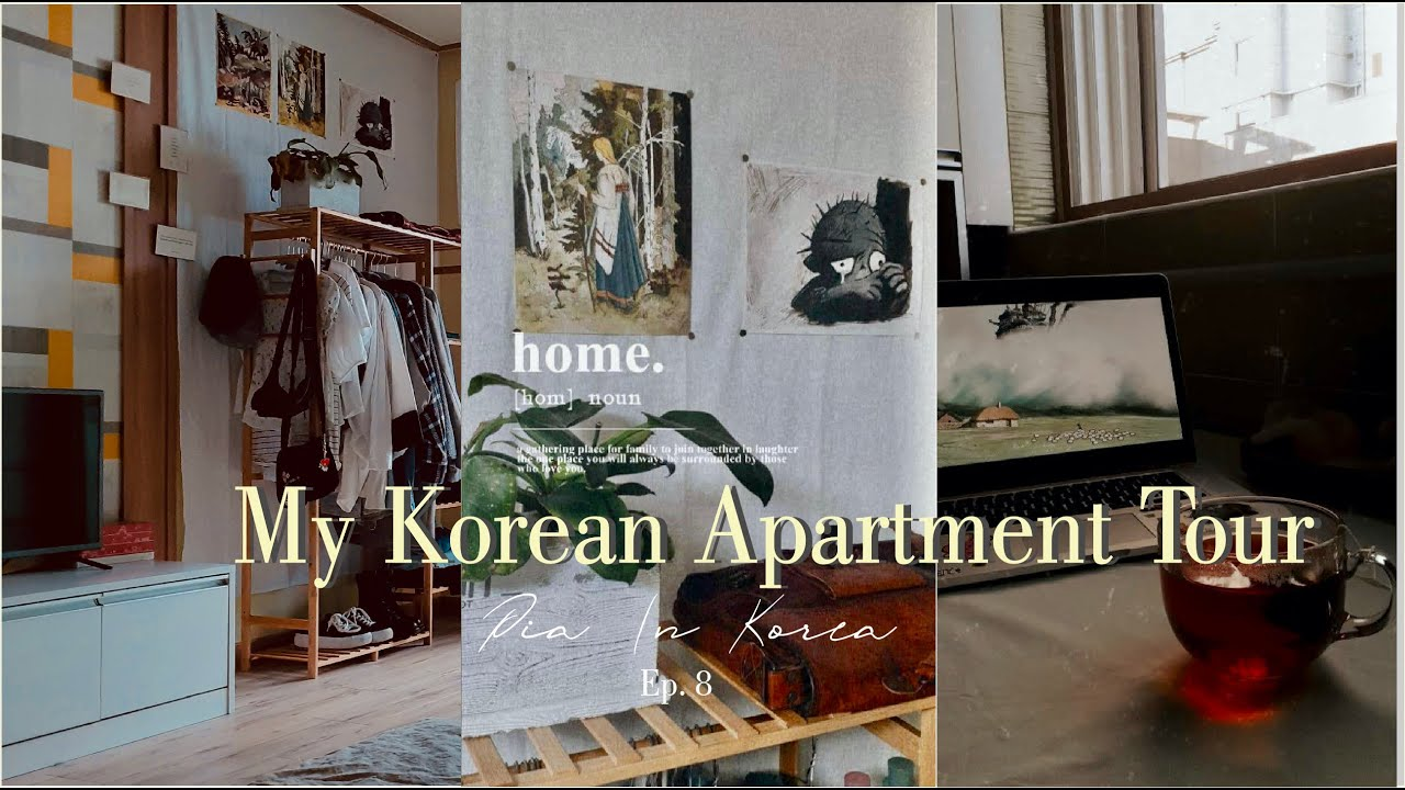 My Korean Apartment Tour