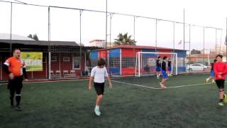 Revengers FC - Yatak Odası Takımı Maçın Golü / İZMİR / iddaa Rakipbul Ligi 2015 Açılış Sezonu