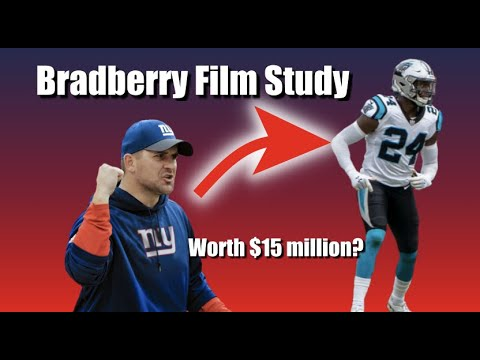 GIANTS Free Agent Spotlight: Would James Bradberry Fit? (204)