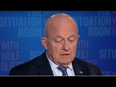 "WOW! EVEN JAMES CLAPPER IS CORRECTING CNN'S ""FAKE NEWS"" ABOUT RUSSIA"