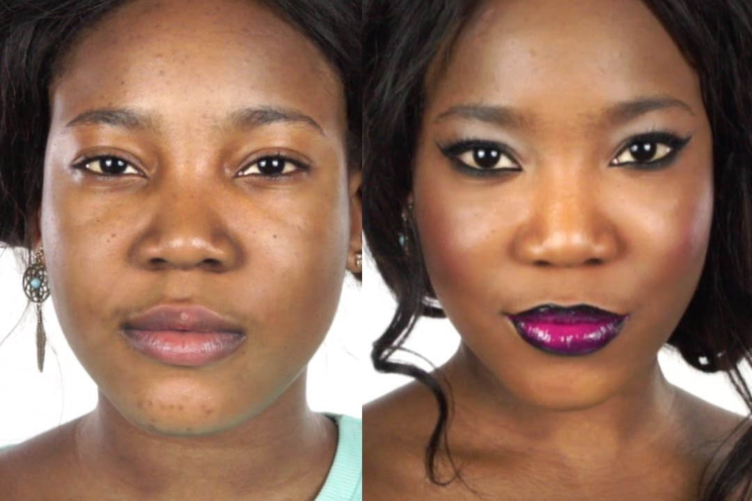Download Glowing Make-up Ombre Lips | John Maclean